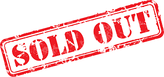 2017 SOLD OUT BANNER